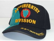 24th Infantry Division Military Cap