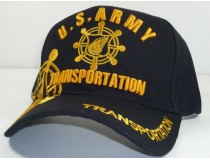 U.S. Army Transportation Military Cap
