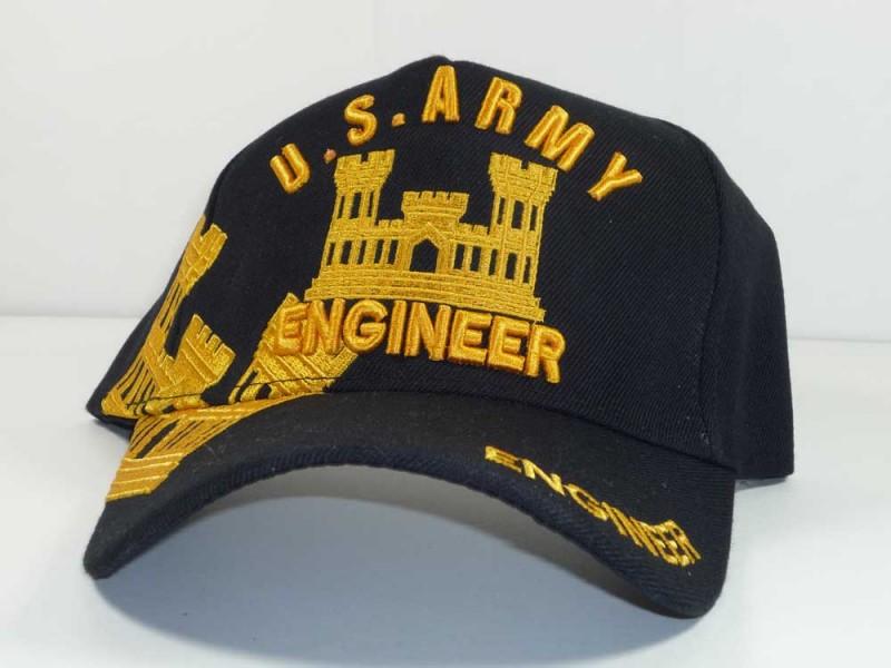 U.S. Army Engineer Military Cap