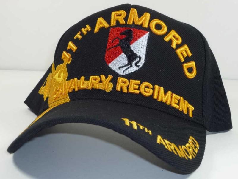 11th ARMORED CALVARY REGIMENT CAP