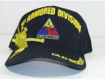 1st Armored Division Military cap