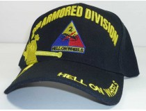 2nd Armored Division Military Cap