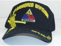 3rd Armored Division Caps