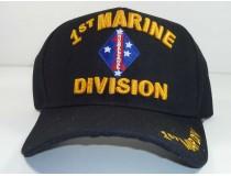 1st Marine Division Military Cap