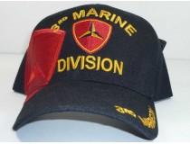 3rd Marine Division Military Cap