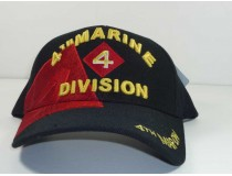 4th Marine Division Military Cap