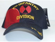 7th Infantry Division Military Cap