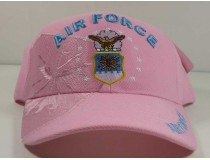 Air Force Cap Pink