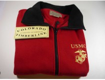 U.S. Marine Corps Embroidered Fleece Jacket