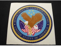 DEPT. OF VETERANS AFFAIRS Decal