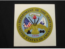 ARMY DECAL USA MADE