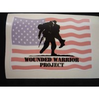 WOUNDED WARRIOR PR..