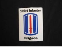 193rd INFANTRY BRIGADE