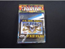 3X5 Air Force Freedom Fighter Flag
