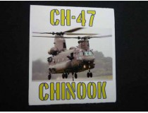 CH-47 Chinook Decal