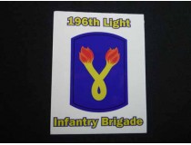 196th Light Infantry Brigade