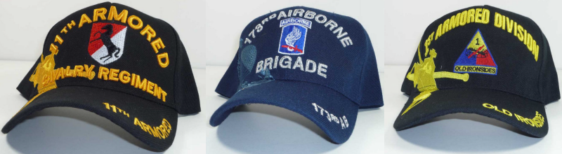 e3823ffcfa8 Each item has its own way that it is seen by people. Custom military caps  or hats are a real eye catcher. They have become well-known promotional  products ...